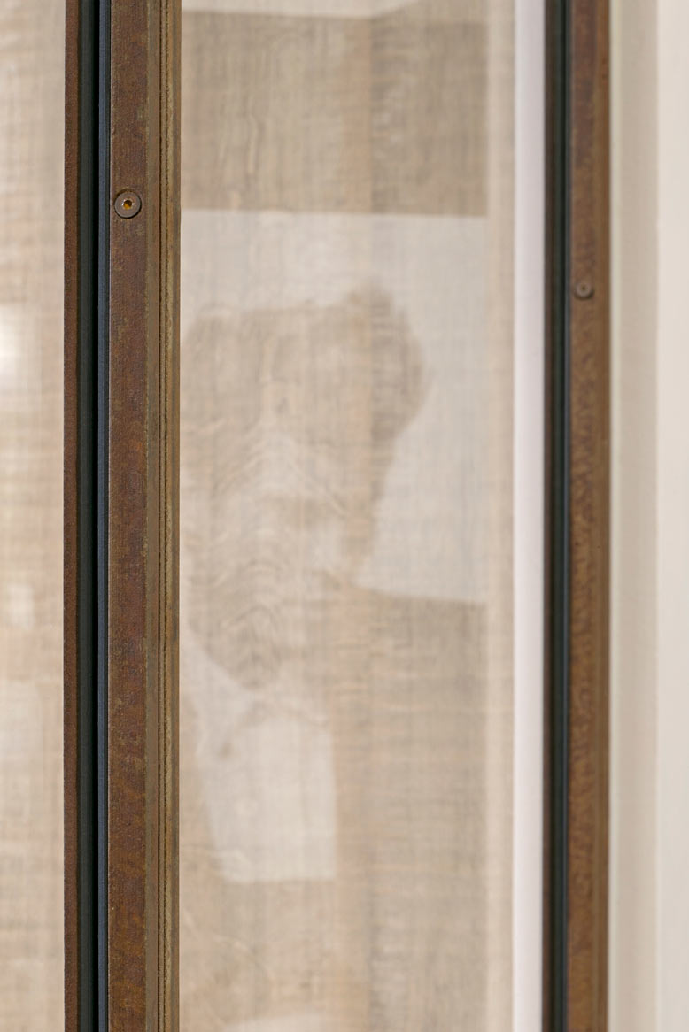verri re et cloison vitr e atelier d 39 artiste finition. Black Bedroom Furniture Sets. Home Design Ideas