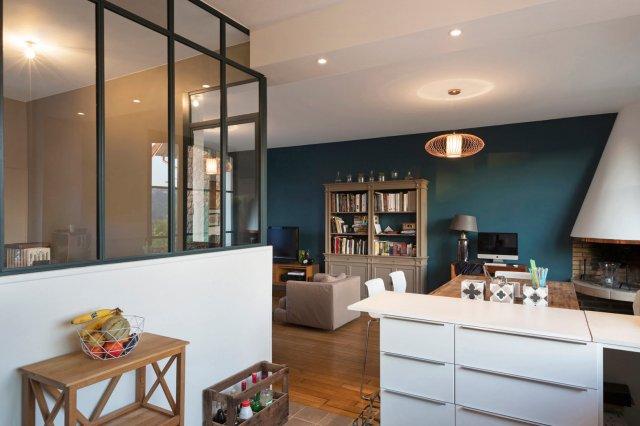 Comment choisir sa verri re atelier d 39 artiste d 39 int rieur - Cloison vitree interieure leroy merlin ...