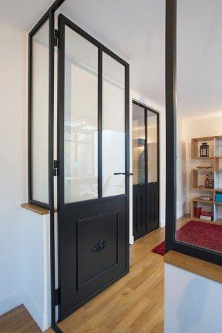 Une verri re atelier pour s parer un bureau ou un espace - Verrieres atelier artiste ...