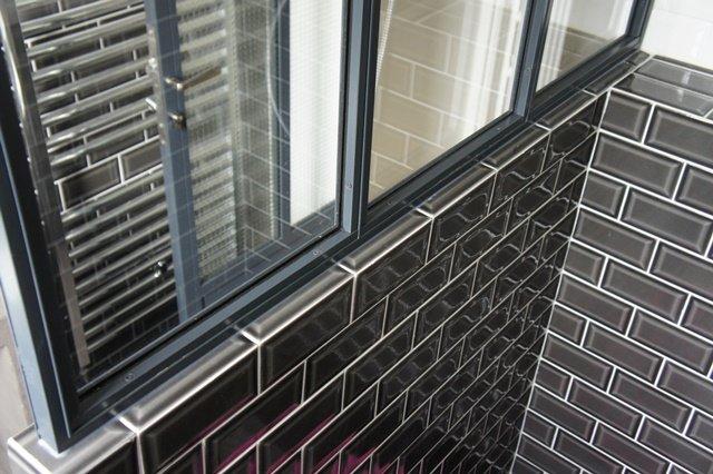 Une verri re atelier d 39 artiste en acier inxoyadable pour - Prix d une verriere interieure ...