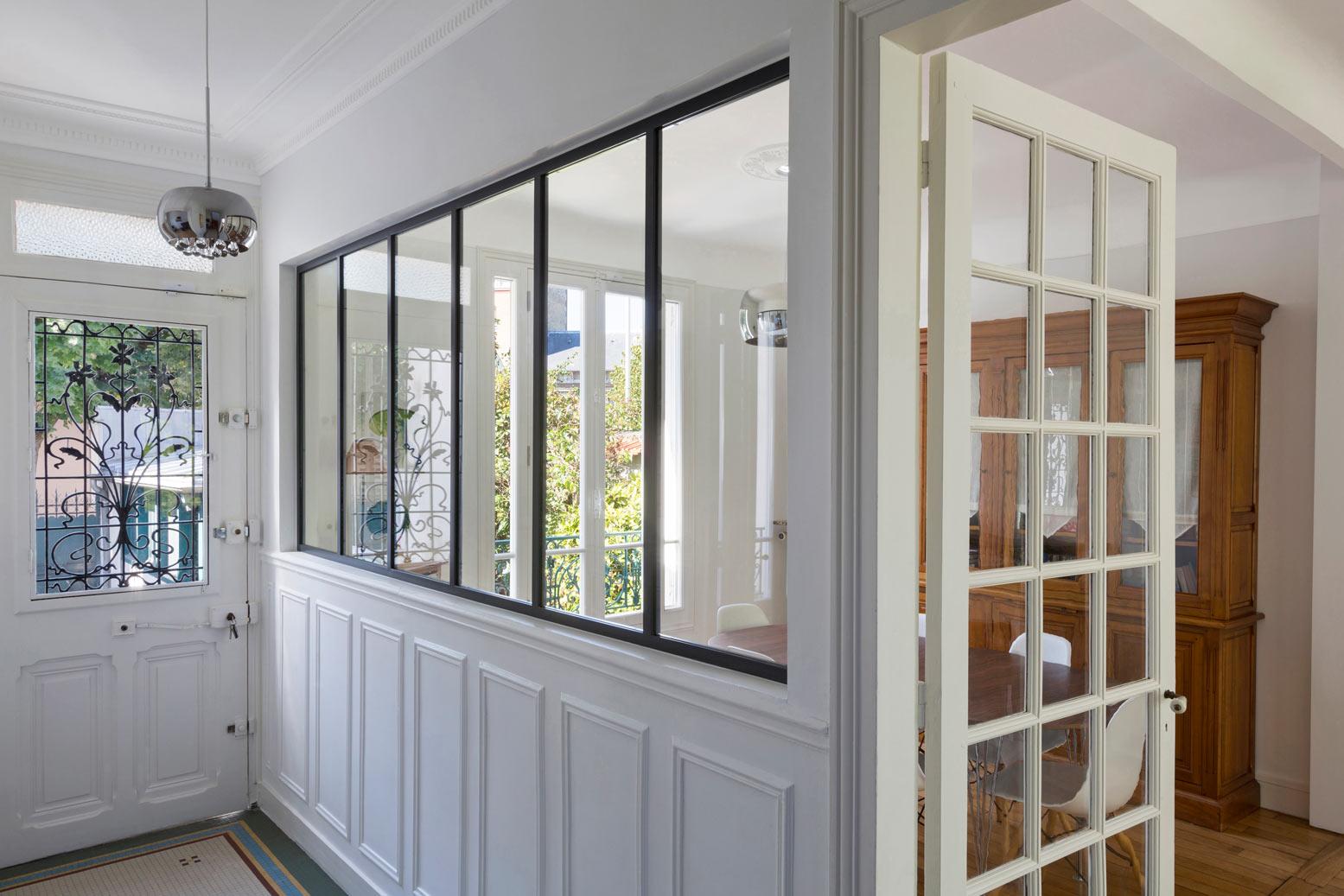 Vitre Porte Interieur Fashion Designs - Porte intérieure style atelier