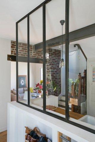 Fenêtre En Acier De Style Atelier D'Artiste : Battante Ou Coulissante