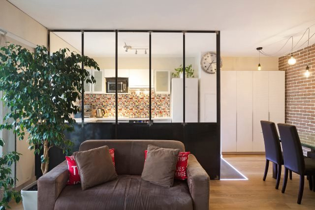verri re atelier d 39 artiste d 39 int rieur finition couleur. Black Bedroom Furniture Sets. Home Design Ideas
