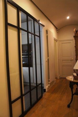 Porte Coulissante Atelier 126